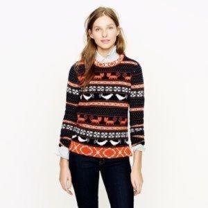 J. Crew women's sweater